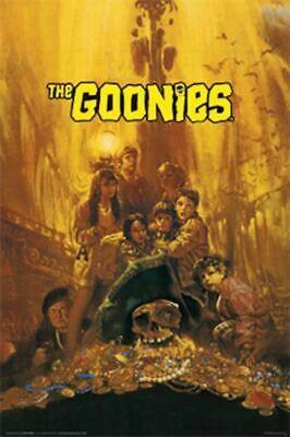 The Goonies Full Cast Poster 24 X 36 #fashion #entertainment #memorabilia #moviememorabilia #posters (ebay link)