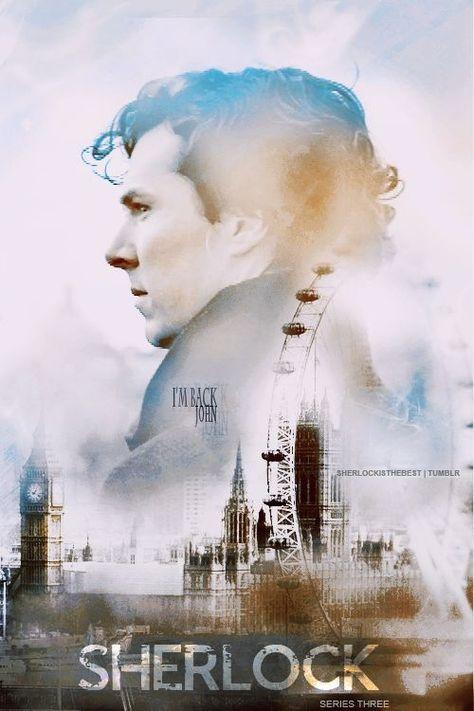 Sherlock, BBC, Cumberbatch
