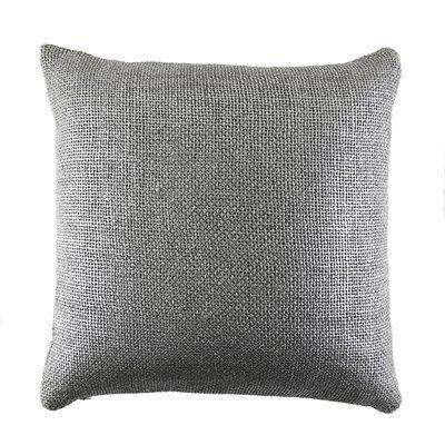 Ann Gish The Art Of Home Glaze Metallic Collection Throw Pillow Color Grey Pillows Throw Pillows Ann Gish