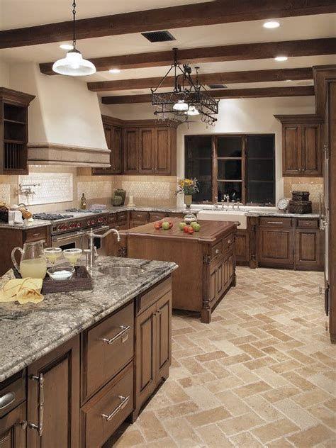 30 Kitchen Floor Tile Ideas Best Of Remodeling Kitchen Tiles In Modern Retro And Vintage Style Kitchen Flooring Traditional Kitchen Design Kitchen Floor Tile