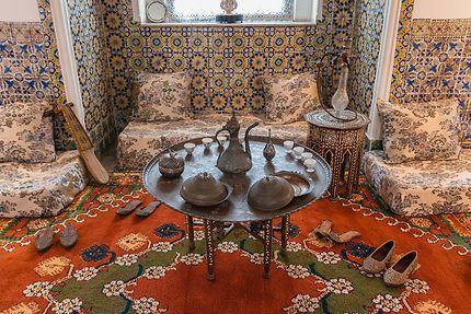 Alger Musee Bardo Salon Traditionnel Algerie Salon Algerien Salon Traditionnel Deco Marocaine