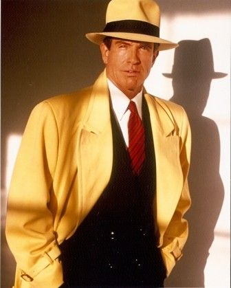 Dick tracy style hat