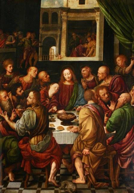 Léonard De Vinci La Cène : léonard, vinci, cène, Cène, Léonard, Vinci, Celles, Juanes, Immagini, Natale,, Arte,, Ultima