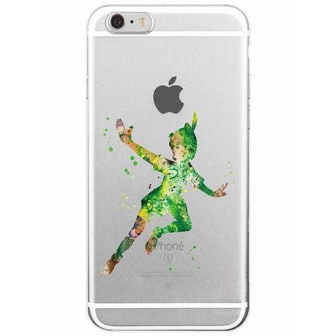 coque iphone 6 peter pan silicone