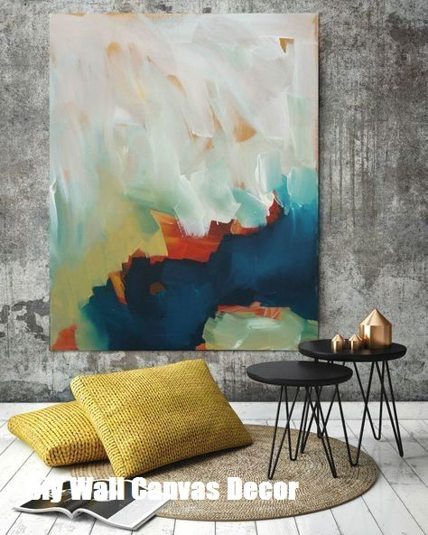 Coolest 10 Diy Wall Canvas You Can Make Easily In 2019