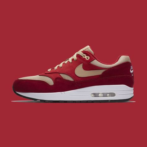 Nike Air Max 1 Red Curry  95 Shipped on eBay (Retail  150)  sponsored  090f13342