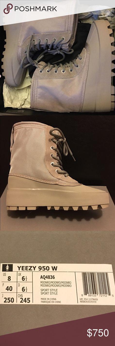 22188a36b7a48 ... sale adidas yeezy 950 moon rock boots adidas yeezy 950 boost duck boot  a brand new