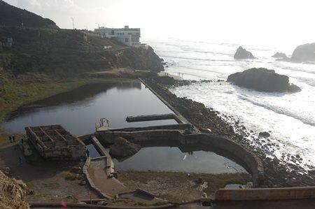 Sutro Bath Ruins San Francisco