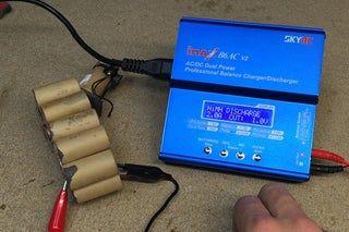 Diy Repair Faulty Nimh Battery Instead Of Buying New One Nimh Battery Nimh Repair