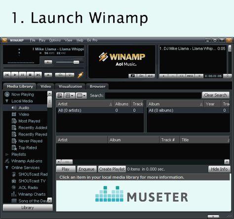 shoutcast radio winamp