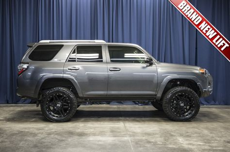 Lifted 4runner For Sale >> Lifted 2015 Toyota 4runner Sr5 4x4 Oof Rode Toyota