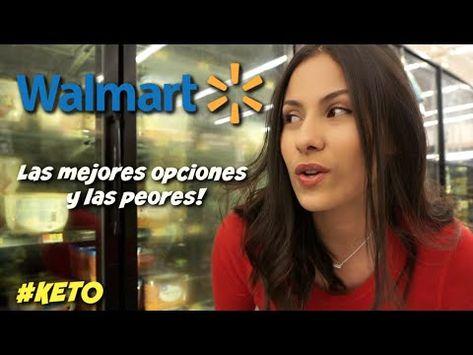 lista de compras de la dieta de walmart keto