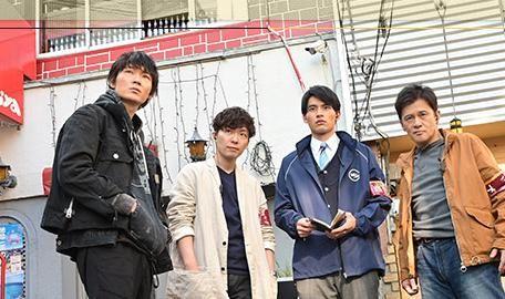 7 17 金 Miu404 第4話 2020 ドラマ 日本のドラマ ミリオン