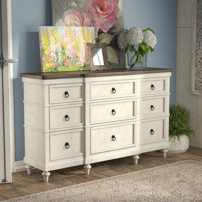 Bruyere 9 Drawer Dresser Dresser Decor Furniture Bedroom Furniture
