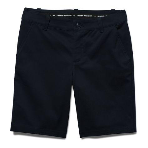 Under Armour Girls UA Uniform Chino Shorts
