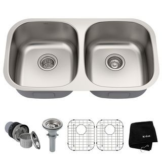 Buy Undermount Kitchen Sinks Online At Overstock Com Our Best