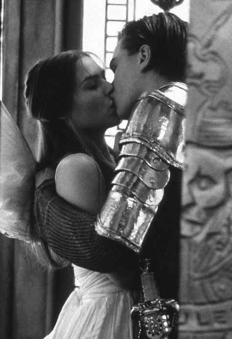 Romeo will always be my true love! I will never forget that night or this kiss.