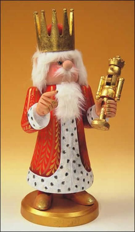 From the Happiest Nutcrackers in the World Collection, by Zims Exclusive heirloom collectible nutcrackers were introduced in 1995 and have become an overni