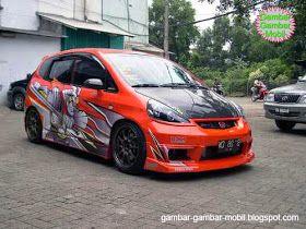 Foto Mobil Modifikasi Di Indonesia Mobil Modifikasi Mobil Lamborghini Gallardo