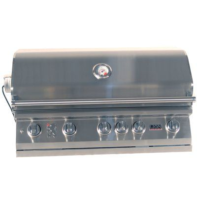 Lion Premium Grills Bbq Built In Grill In 2020 Built In Grill