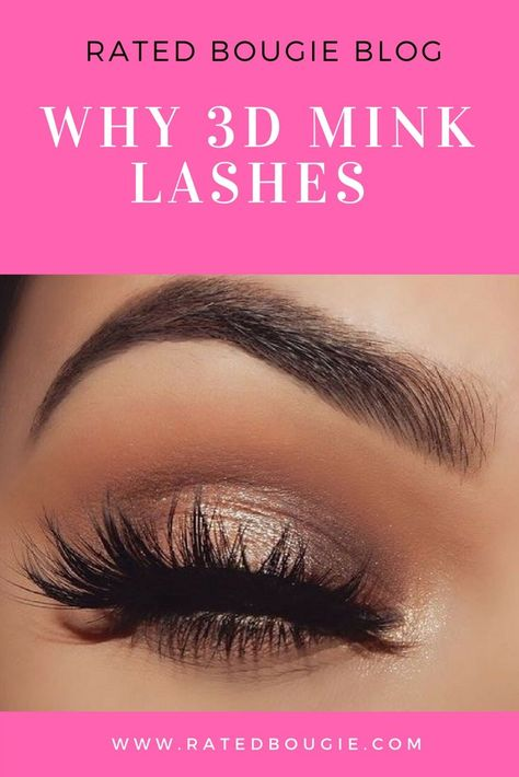 8c9b28166b6 Why 3D MINK Lashes? We all want those sparkling, dazzling, alluring eyes  that can turn the toughest man to putty in your hands. Well Bougie Babes 3D  Mink ...