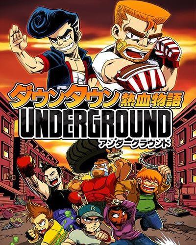 River City Ransom Underground Free Download Underground Ransom Nerd Art