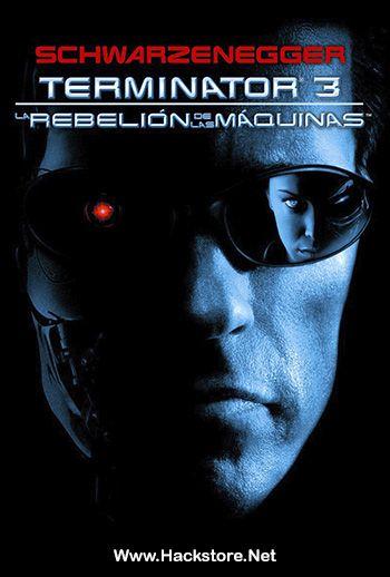Descargar Y Ver Online Gratis Terminator 3 La Rebelion De Las Maquinas 2003 Blu Ray Rip Hd 1080p 720p Y Dvd Terminator Streaming Movies Online Dvd Movies