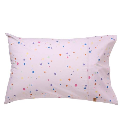 pink Separate pillow cases Home