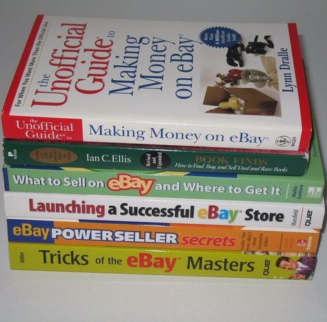 Ebay For Business Book Lot Tricks Of Masters Powerseller Secrets What To Sell Tips And Tricks Inc Things To Sell What To Sell Making Money On Ebay