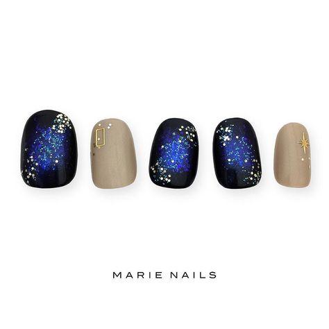 nail #マリーネイルズ #marienails #ネイルデザイン...