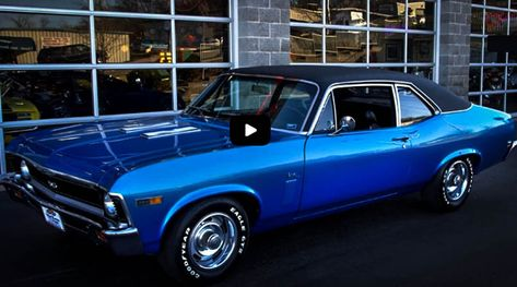 Best Muscle Cars by Muscle Cars HQ. Find one of the Best Muscle Cars of all Times 1969 Chevy Nova SS.