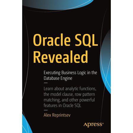Books Business Logic Oracle Sql Sql