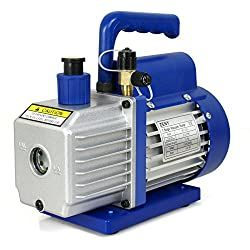 How To Install Senville 9000 Btu 230 Volts Ductless Mini Split Hvac How To In 2020 Vacuum Pump Best Vacuum Hvac Air
