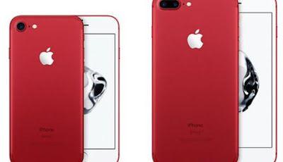 custodia apple iphone 7 rossa