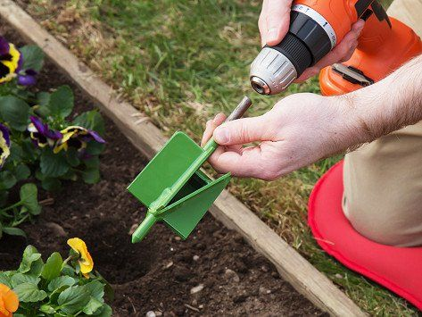 The Maxbit Garden Hole Digging Drill Bit Drill Planting