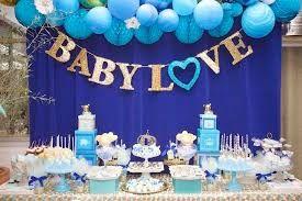 Decoracion Baby Shower Nina Elegante
