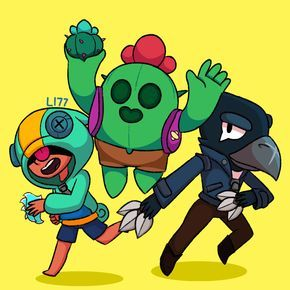 Legendary Brawlers Brawl Stars By Lazuli177 Brawl Star Wallpaper Stars