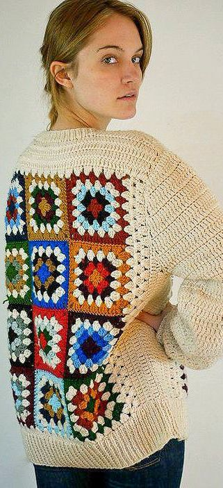 47+ Free and Crochet Sweater Pattern For This Year of Best