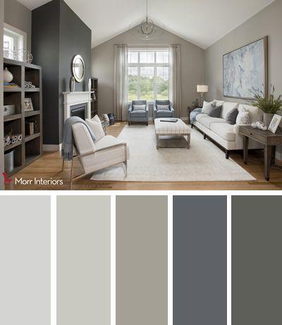 Morr Interiors Dorset Park Interior Design Palette Interiordesign
