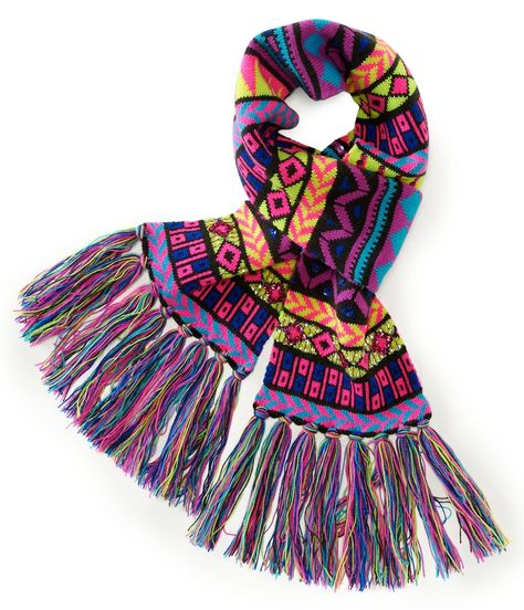 Or Yuck? Kids' Sparkle Knit Scarf - PS From Aeropostale