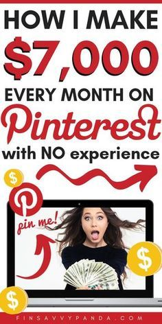 How to Make Money on Pinterest in 2021 (For Beginners) - Finsavvy Panda