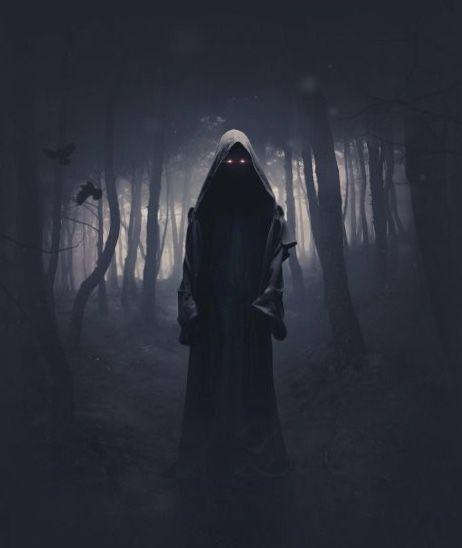 Pin by Maria j on Duvet covers   Shadow people, Dark fantasy, Dark fantasy  art