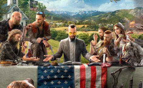 Far Cry 5 Sistem Gereksinimleri Ubisoft Tarafindan Aciklandi Aksiyon Filmi Haber Ve Teknoloji