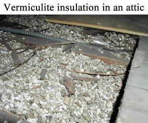 Dangers Of Asbestos Contaminated Vermiculite Insulation In Your Home Mesothelioma Vermiculite Insulation Cancer Organizations