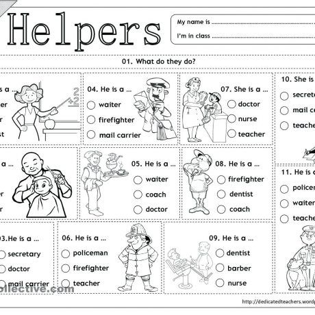 Printable Community Helper Coloring Pages For Kids Helpers Masks Printabl Community Helpers Worksheets Social Studies Worksheets Community Helpers Kindergarten
