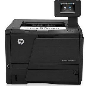 Hp Laserjet Pro 400 Printer M401dn Printer Driver Download With Images Wireless Printer Printer Printer Driver