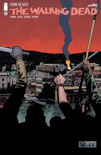 Free Read & download The Walking Dead #190 By Robert Kirkman