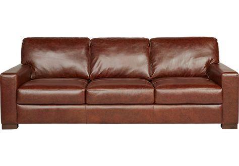 Jake Leather sofa