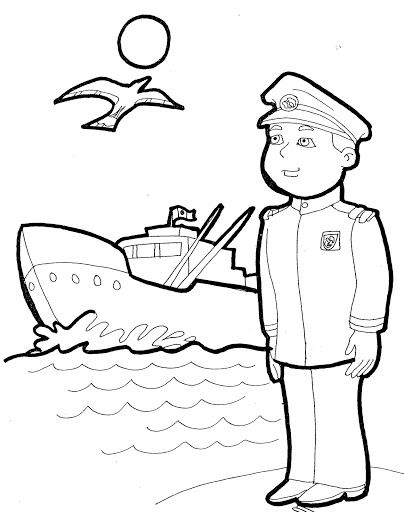 1 De Junio Dia De La Marina Para Colorear Dia De La Marina Marina Colores