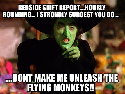 Meme Creator Bedside Shift Report Hourly Rounding I Strongly Suggest You Do Do Meme Generator At Memecreator Org Payroll Humor Memes Work Humor